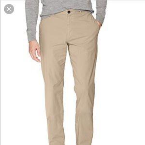 Theory Tan Dress Pants